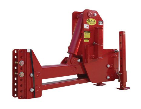 Schnell Planter Hitch Exclusively Distributed by Lankota