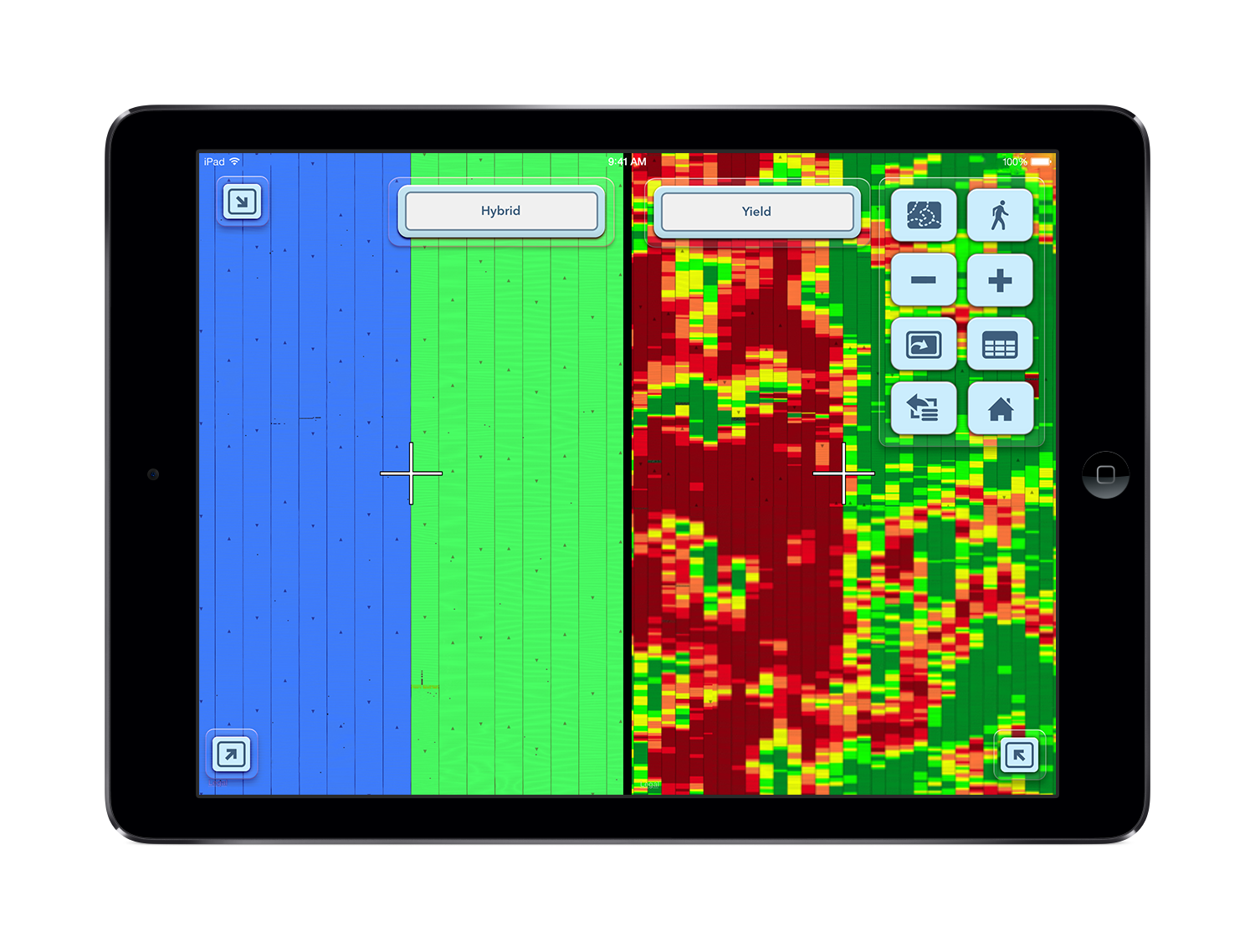 Precision Planting FieldView